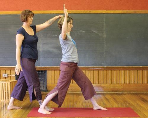 Private Yoga Class Photo