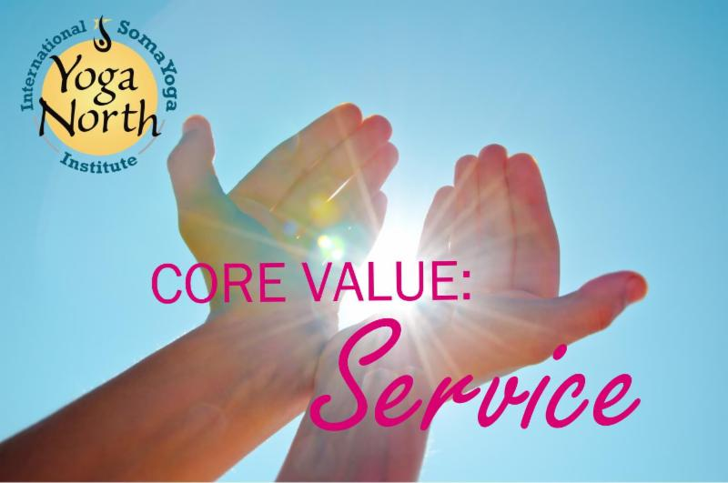 Core Value: SERVICE