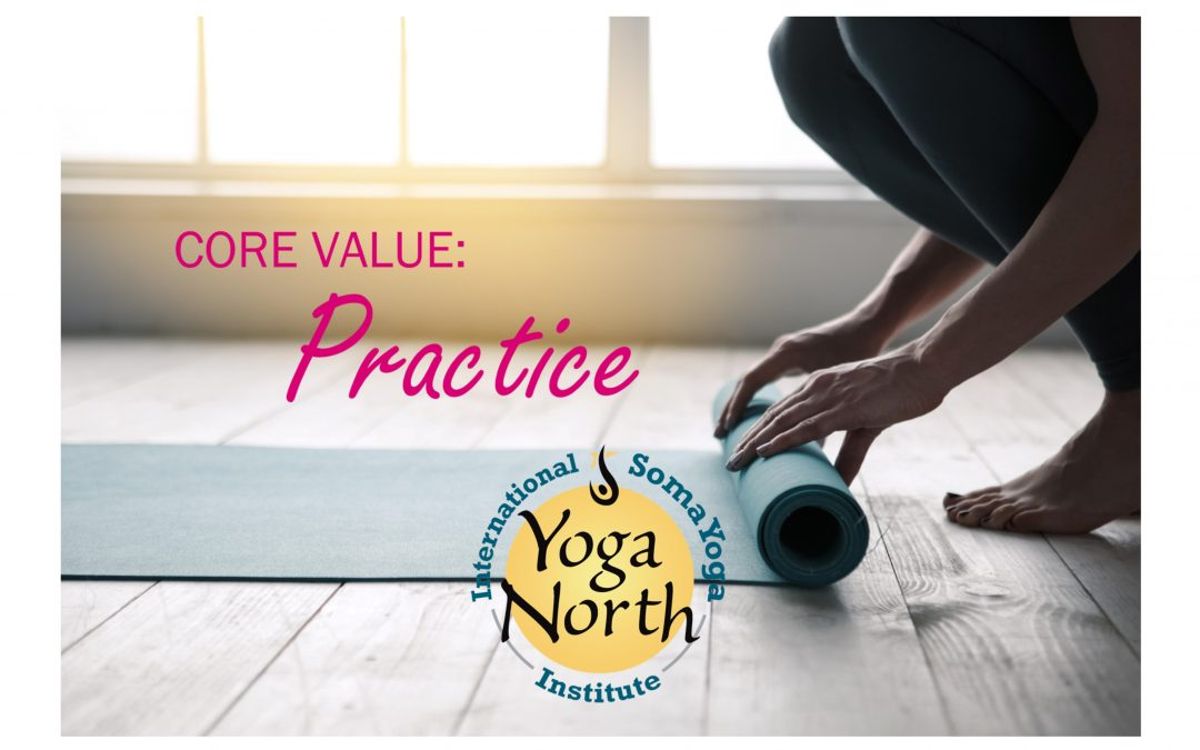 Core Value: PRACTICE
