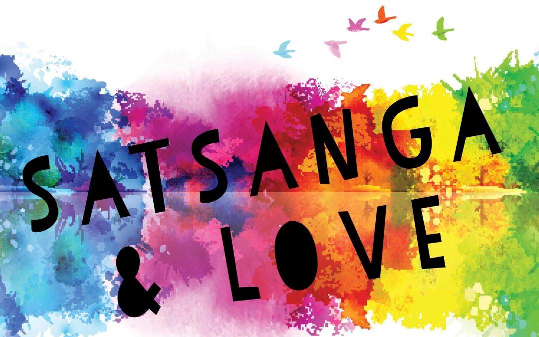 Satsanga & Love by Allie Dittmer