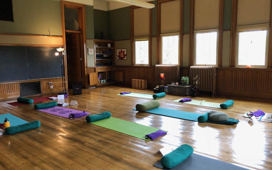 Yoga Teacher Training: A Reflection by Ana Mattson