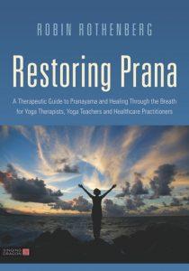 Yoga North ISYI Restoring Prana Book Cover