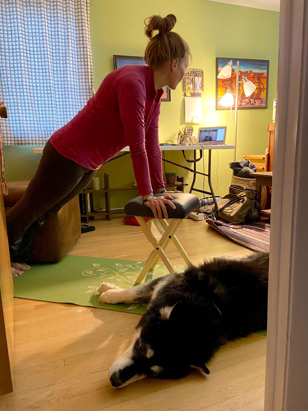 Yoga North ISYI 200 Hour Teacher Training Program Student Photo Susan