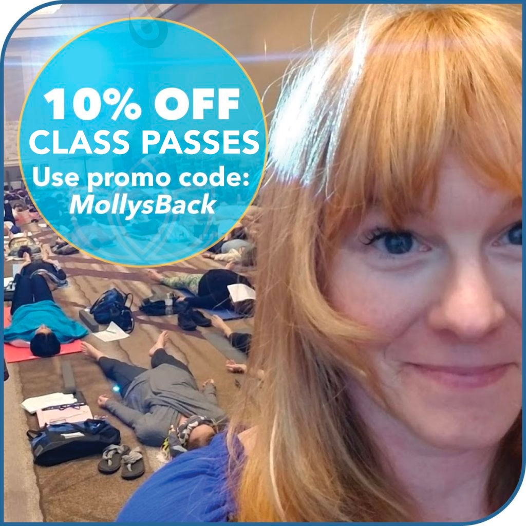 Yoga North ISYI January Special 10% Off Class Passes