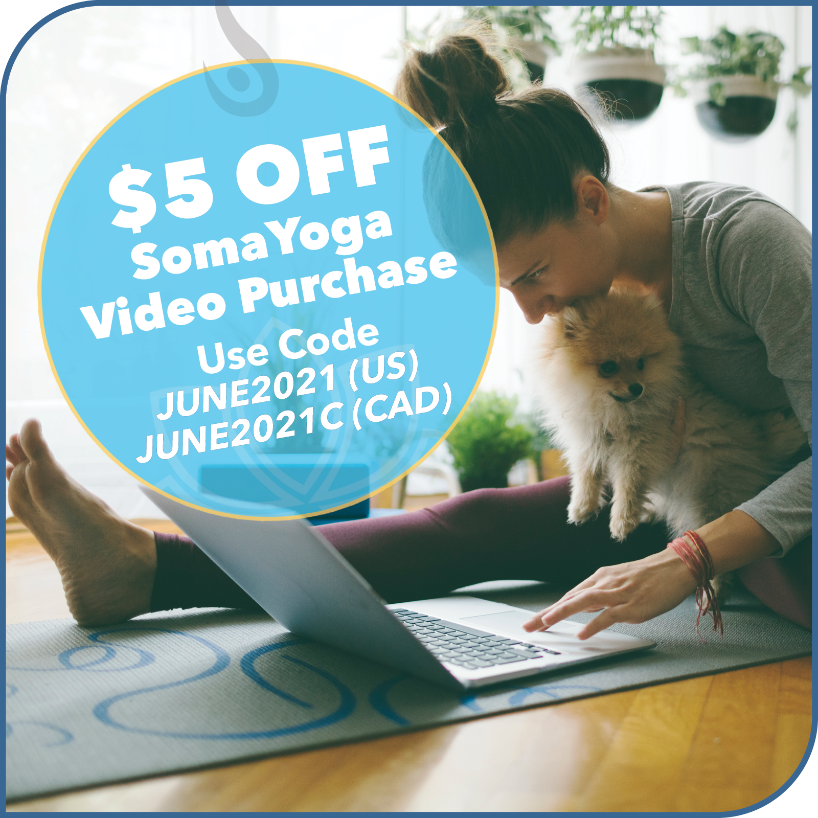 Yoga North ISYI $5 Off Video Purchase June Special