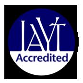 Yoga North ISYI IAYT Accredited Logo