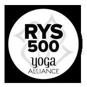 Yoga North ISYI RYS 500 Logo